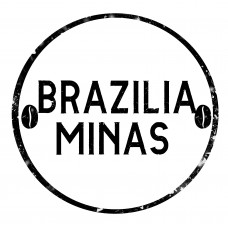 Brazilia Minas Natural pulped- verde 1kg