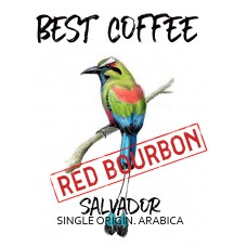Salvador SHB Red Bourbon- 1kg